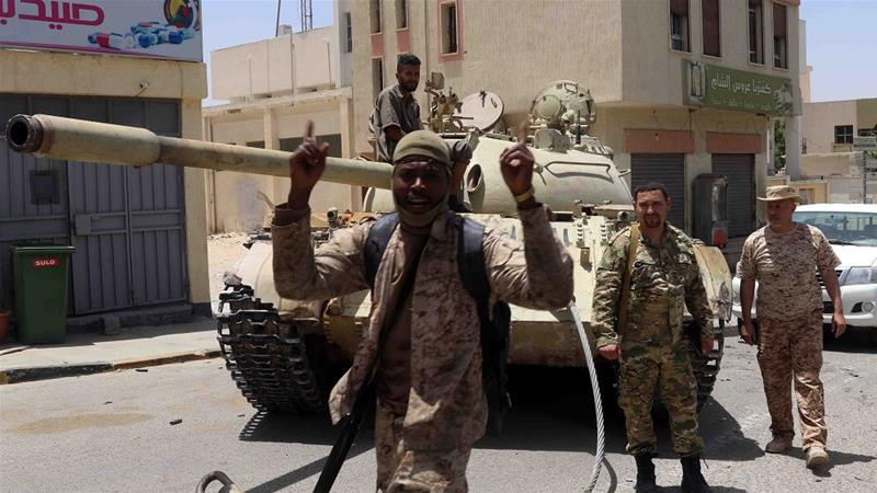 Could Egypt and Turkey go to war in Libya?