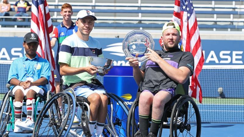 IPC: US Open should include wheelchair tennis
