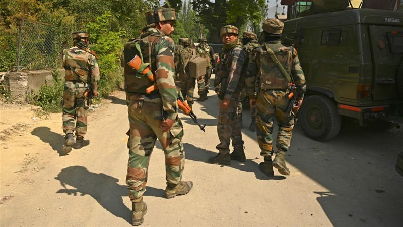 Indian forces kill eight rebels in Kashmir gunfights