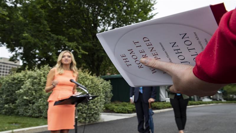 'Traitor': US Secretary Mike Pompeo blasts John Bolton's book