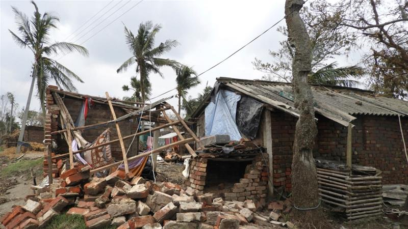 People face 'bleak' future as Sundarbans devastated by cyclone