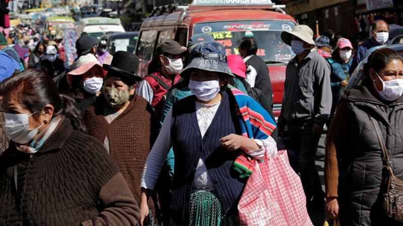 Bolivia strains under coronavirus pandemic as cases top 10,000 ...