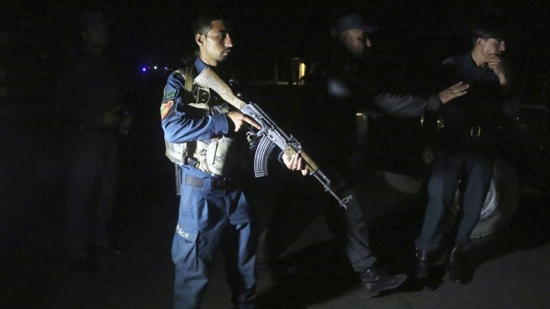 No group immediately claimed the evening explosion in central Kabul, which occurred at one of the city's most famous places of worship. 