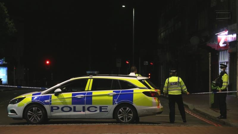 UK police say deadly park stabbings 'terrorist attack'
