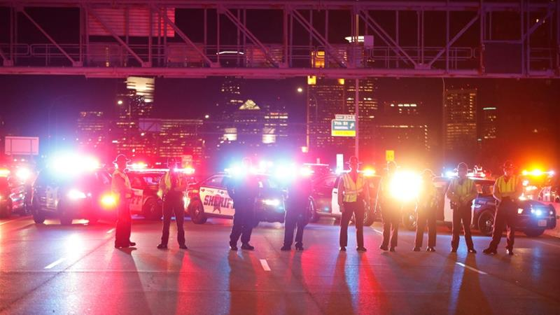 One person killed, 11 injured in Minneapolis shooting