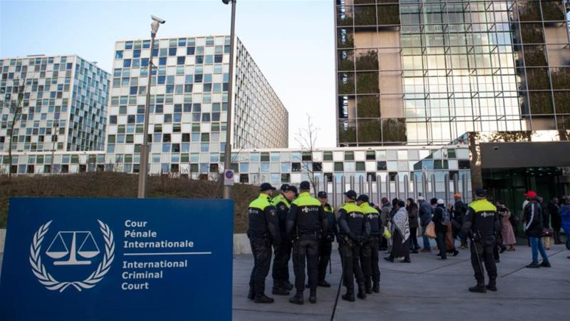 The ICC is a court of last resort, stepping in only when a state is unable or unwilling to prosecute grave crimes [File: Peter Dejong/AP]