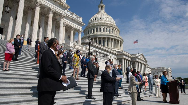 US House poised to advance sweeping police reforms amid protests