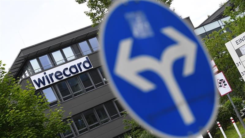 Wirecard files for insolvency in Germany