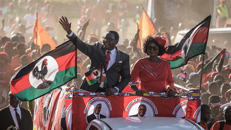 Malawi president under fire for family appointments to cabinet ...