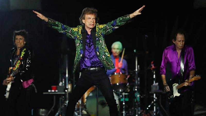 Rolling Stones threaten to sue Donald Trump over use of songs
