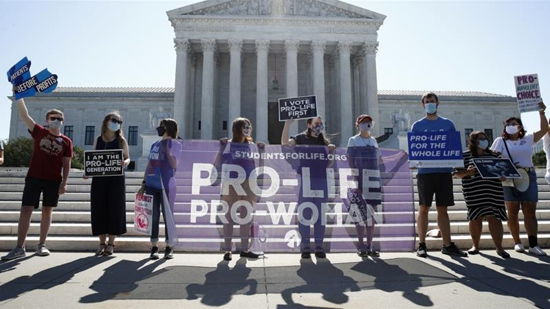 What's the future of abortion rights after Monday's ruling? class=