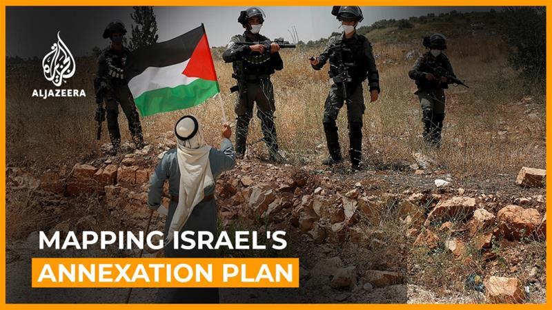Israel's Jordan Valley Annexation explained