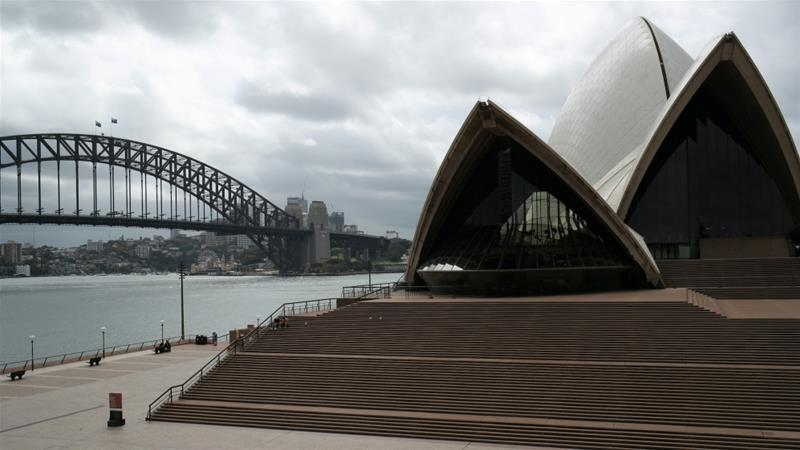 Australia says recession underway after Q1 GDP contracts 0.3%
