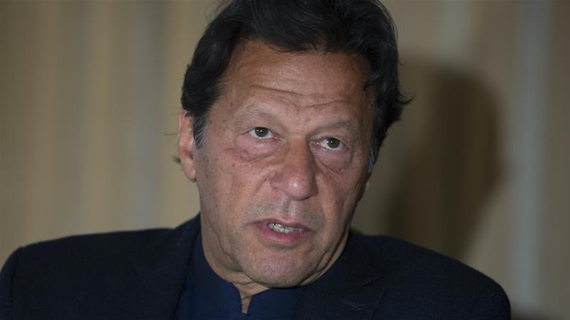 PM Khan said: 'We are constantly in touch' [File: BK Bangash/AP Photo]