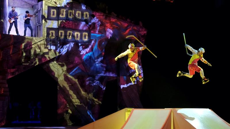 Showstopper: Cirque du Soleil files for bankruptcy protection