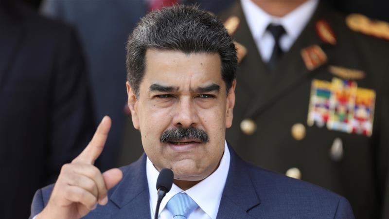 Venezuela's Maduro orders European Union envoy to leave after sanctions