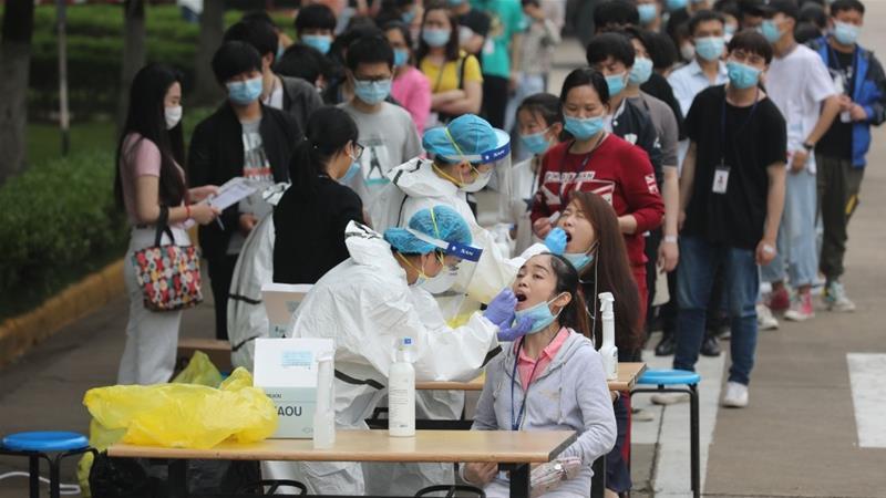 Coronavirus outbreak in Wuhan may have started in August: Study | China  News | Al Jazeera