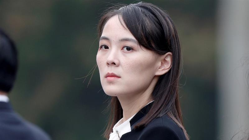 Kim Yo-jong warns South Korea to tackle 'evil' propaganda balloons