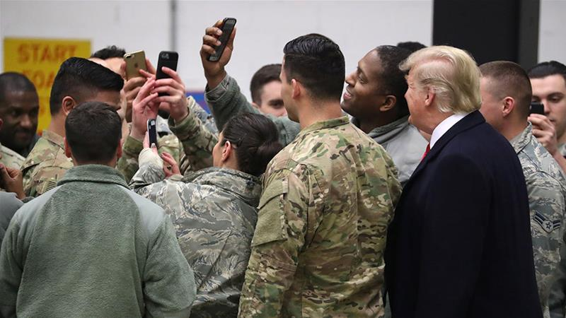 Trump orders thousands of US troops to withdraw from Germany