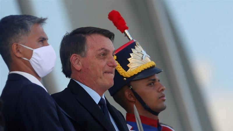 Bolsonaro threatens to pull Brazil from WHO