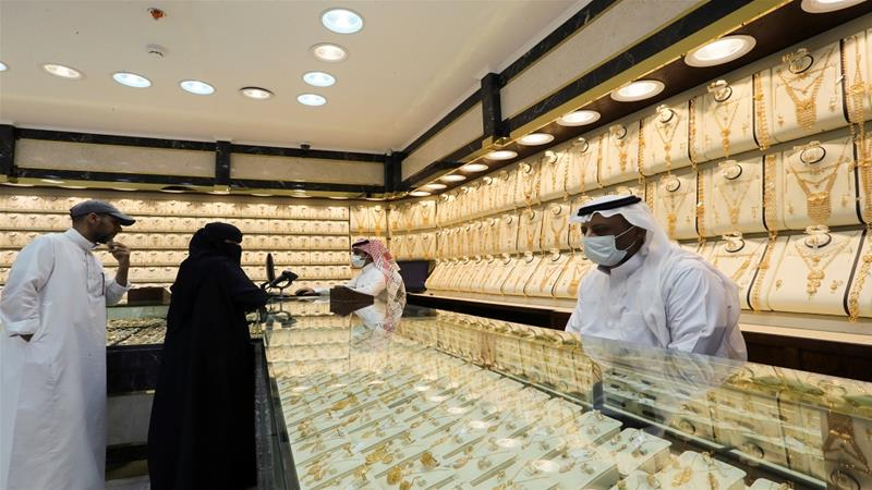 Brick-and-mortar retailers in the Gulf region have been among the worst-hit by coronavirus closures [Reuters]