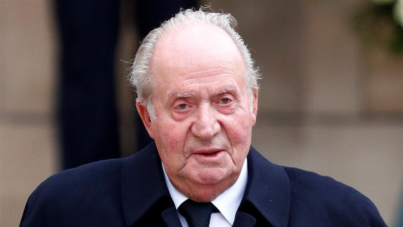 Juan Carlos lost his immunity from prosecution after he abdicated [Francois Lenoir/Reuters]