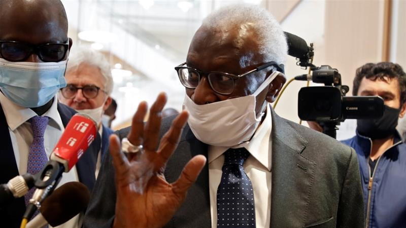 Corruption trial of ex-world athletics chief begins in France