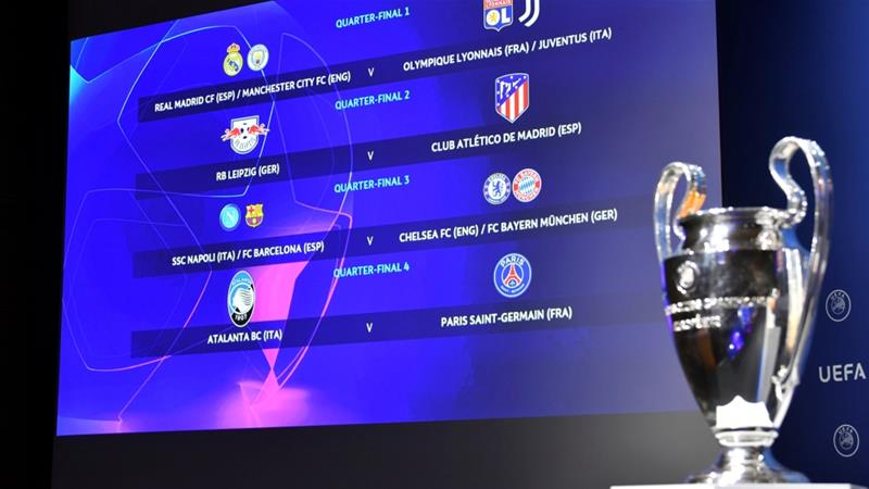 Champions League to resume behind closed doors in August | News ...