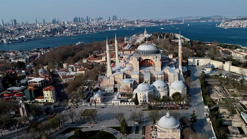 Now, Turkey to convert another former Istanbul church into mosque