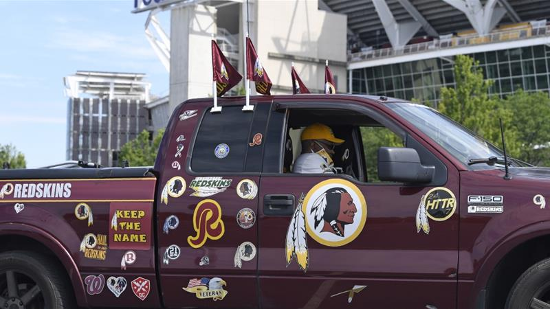 Washington NFL team to retire Redskins name