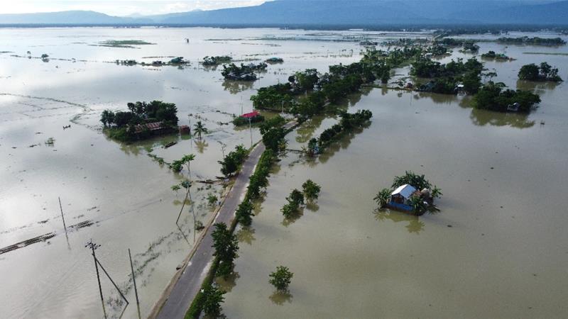 Monsoon floods, landslides ravage South Asia, at least 221 dead ...