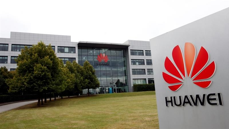 The UK will remove Huawei equipment from its 5G networks by 2027