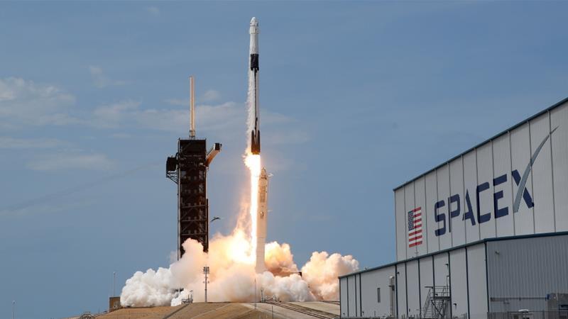 Earth calling: SpaceX capsule carrying NASA crew to land August 2   NASA  News   Al Jazeera