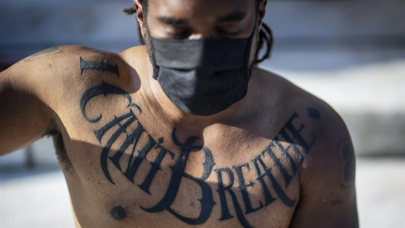 The weight and pressure of American racism