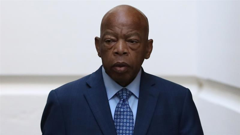 Gov. Whitmer orders flags lowered to honor Congressman John Lewis