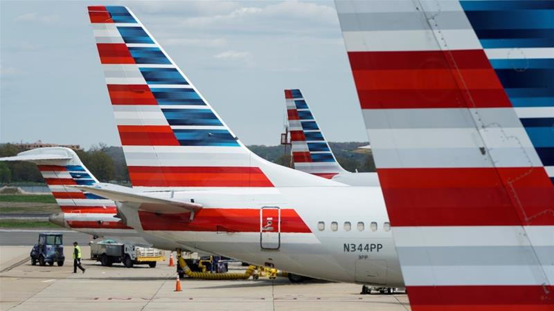 United States airlines strike deal with Treasury for billions in virus loans