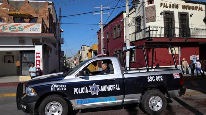 Dozens Killed in Mexican Drug Rehab Center by Cartel Gunmen — GRAPHIC