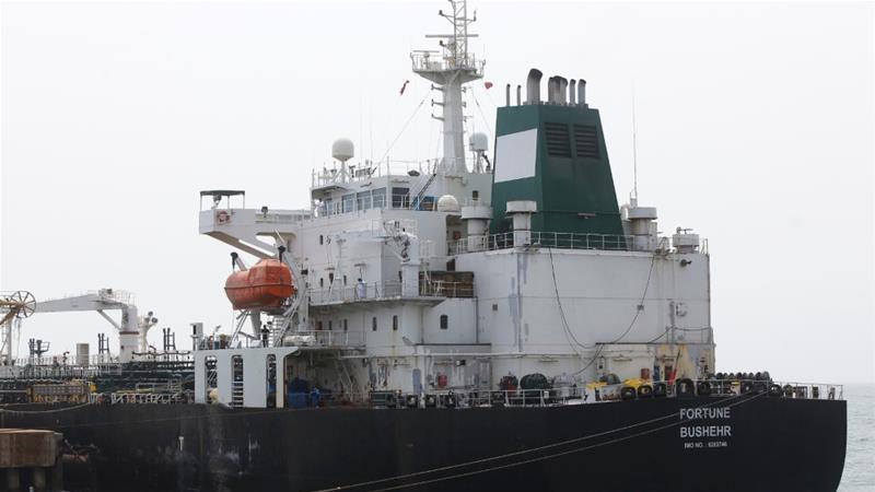 Iran oil to Venezuela: US prosecutors seek court order to seize shipments