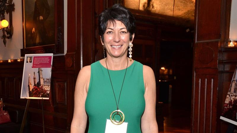 Jeffrey Epstein confidante Ghislaine Maxwell arrested by Federal Bureau of Investigation
