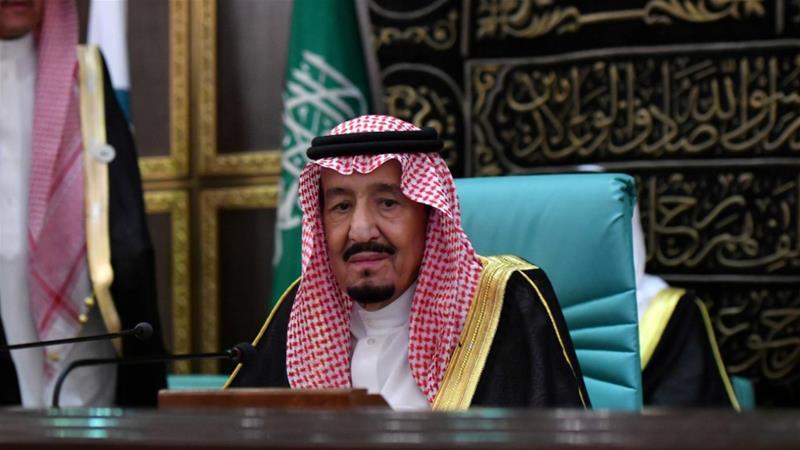 Saudi King Salman hospitalized in Riyadh
