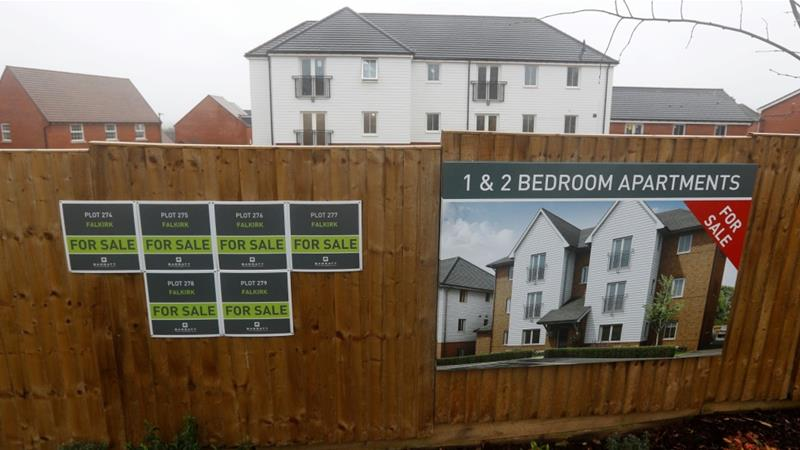 Unexpected surge in house prices sees new record set