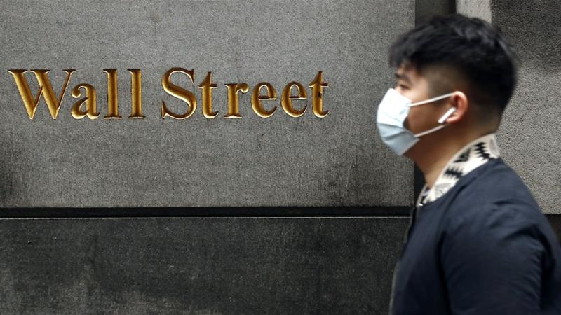 Wall Street sinks amid U.S.-China tensions