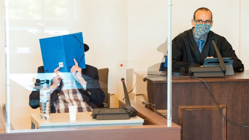 German court convicts 93-year old man for Nazi crimes