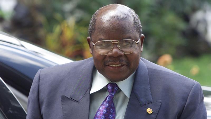 Tanzania's former President Benjamin Mkapa dies   Tanzania News ...