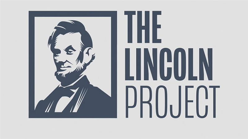 The Lincoln Project is one of a handful of Republican groups actively working against US President Donald Trump's re-election [Handout via Reuters]