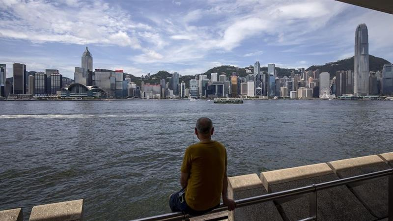 Hong Kong's economy shows few signs of a recovery after suffering repeated setbacks over the past year [File: Bloomberg]