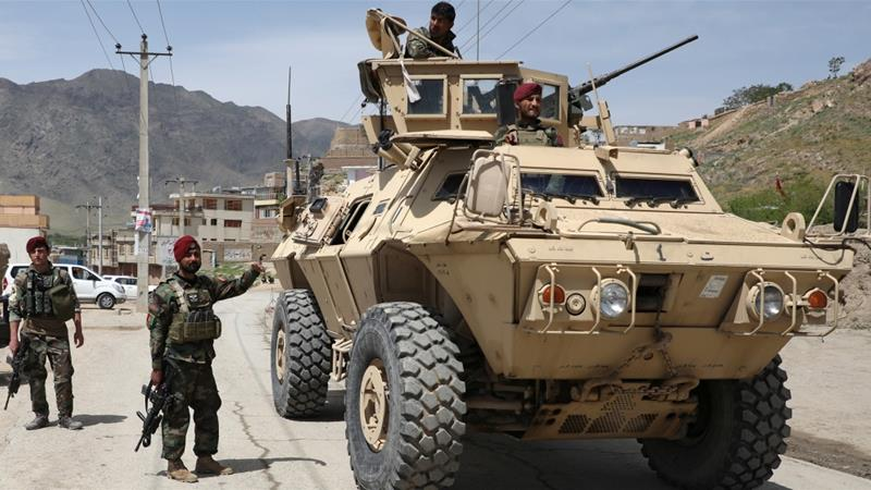 Since the US-Taliban agreement in February, 3,560 Afghan security forces personnel have been killed in attacks by rebel groups, according to Afghan President Ashraf Ghani [File: Omar Sobhani/Reuters]
