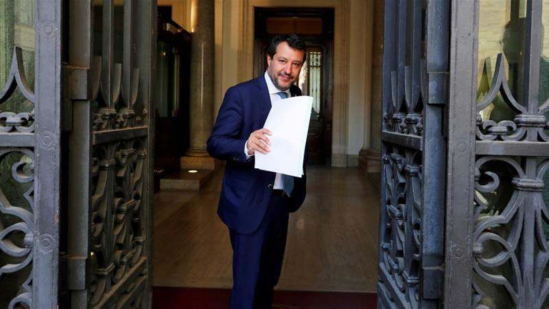 Italian senate paves way for Salvini migrant trial