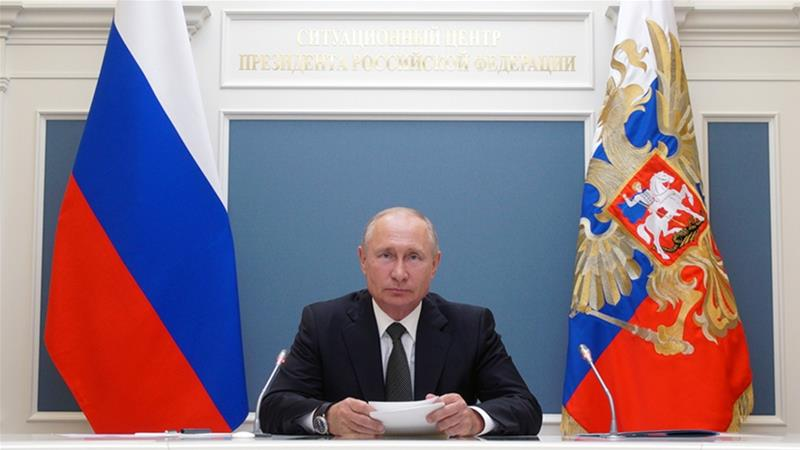Putin Orders Massive Snap Military Drills