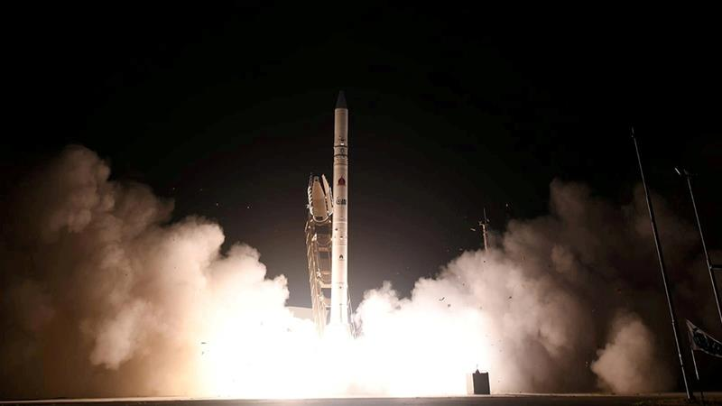 Israel launches spy satellite to provide surveillance for military intelligence